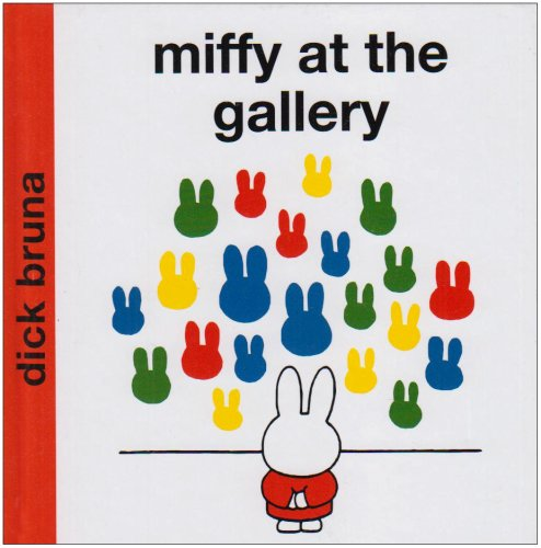 9781405209816: Miffy at the Gallery (Miffy - Classic)