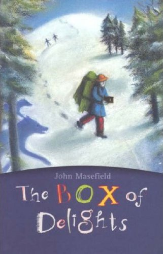 The Box of Delights (Classic Mammoth S.): John Masefield
