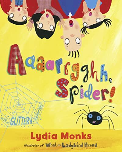 9781405210447: Aaaarrgghh, Spider!