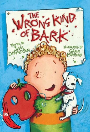 9781405210621: The Wrong Kind of Bark: Red Banana (Banana Books)