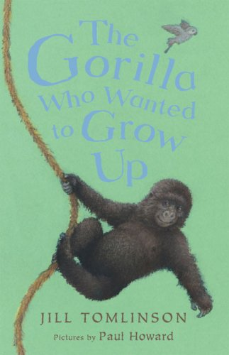 9781405210812: The Gorilla Who Wanted to Grow Up