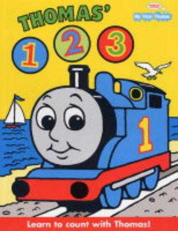 9781405210966: Thomas' 123
