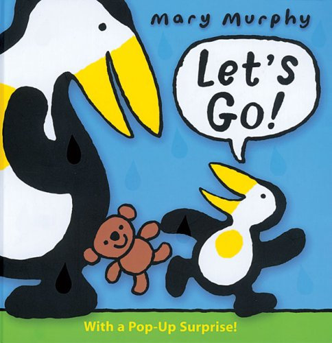 Let's Go!: With A Pop-up Surprise!: Murphy, Mary