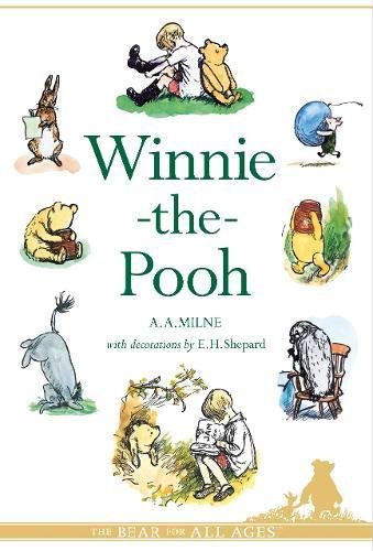 9781405211161: Winnie-the-Pooh (Winnie-the-Pooh - Classic Editions)