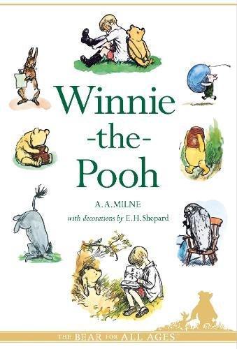9781405211161: Winnie-the-Pooh (Winnie the Pooh Colour P/Backs)