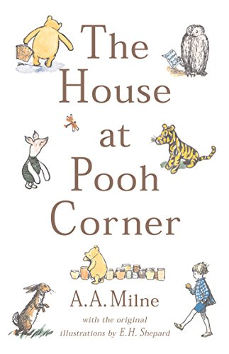 9781405211178: The House at Pooh Corner
