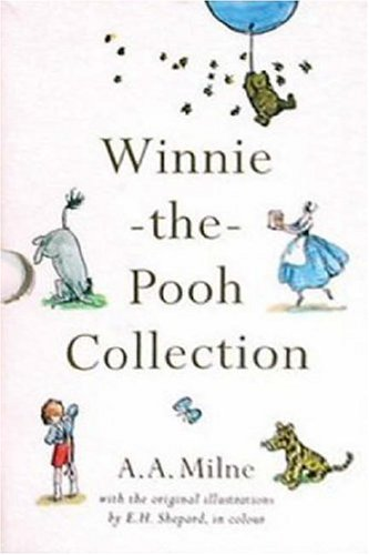9781405211208: Winnie-the-Pooh Collection (Winnie the Pooh Colour P/Backs)