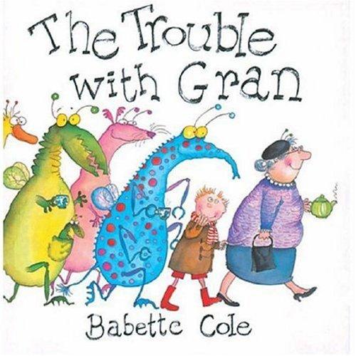 9781405211239: The Trouble with Gran (Mini Book)