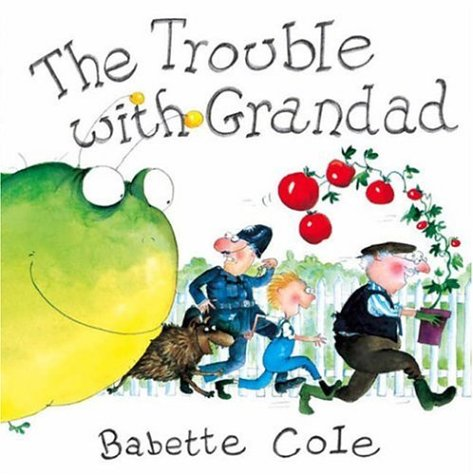 9781405211246: The Trouble with Grandad