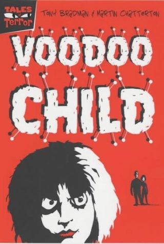 9781405211260: Voodoo Child (Tales of Terror)