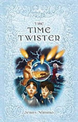 The Time Twister (Children of the Red King) (1405211342) by Jenny Nimmo