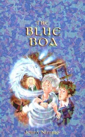 9781405211352: The Blue Boa (Charlie Bone, Book 3)