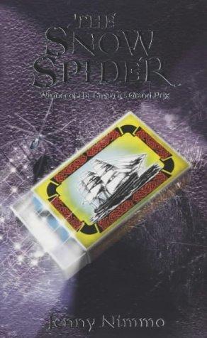 9781405211383: The Snow Spider (Snow Spider Tilogy)