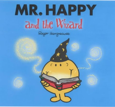 9781405211444: Mr.Happy and the Wizard
