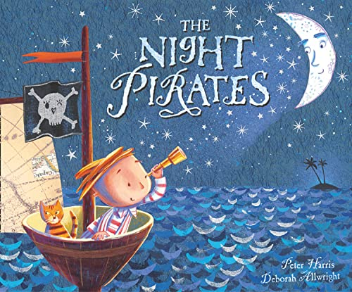 9781405211611: The Night Pirates