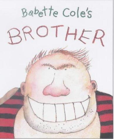 9781405211642: Babette Cole's Brother (Babette Cole Mini Pop Up Book)