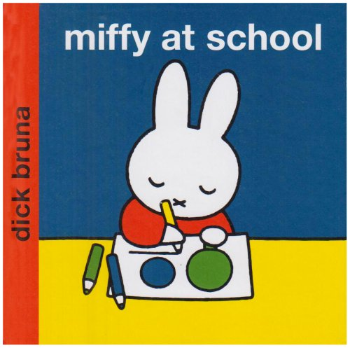 9781405212212: Miffy at School (Miffy)