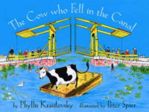9781405212243: The Cow Who Fell in the Canal