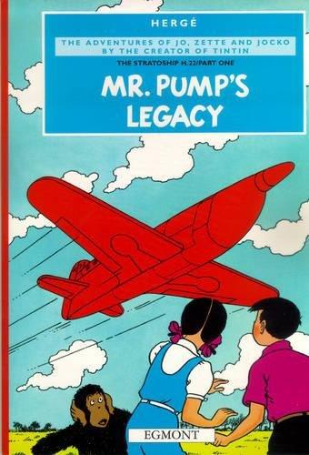 9781405212458: MR Pump's Legacy (Jo, Zette & Jocko)