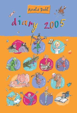 9781405213264: Roald Dahl Diary 2005