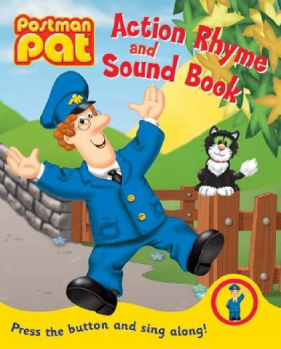9781405213813: Postman Pat Action Rhyme and Sound Book
