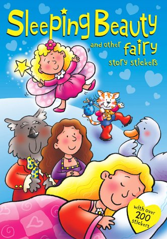9781405214087: Sleeping Beauty and Other Fairy Story Stickers