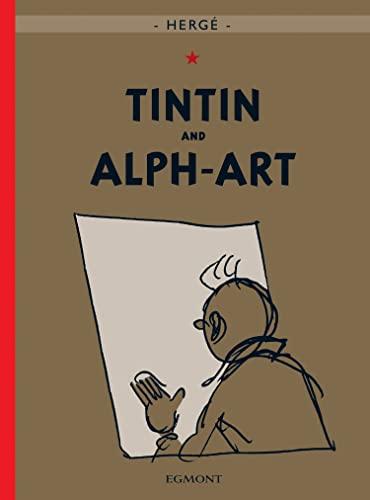 9781405214483: Tintin and Alph-art