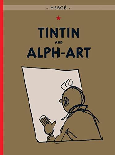 9781405214483: Tintin and Alph-Art (Adventures of Tintin (Hardcover))