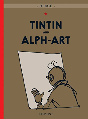 Tintin and Alph-Art (The Adventures of Tintin)