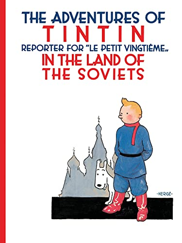 9781405214773: Tintin in the Land of the Soviets (The Adventures of Tintin)