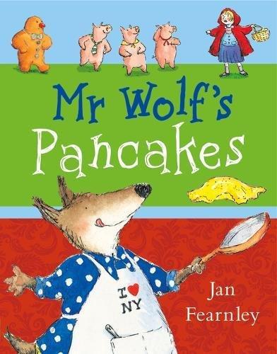 9781405215817: Mr Wolf's Pancakes