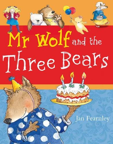 9781405215824: Mr Wolf and the Three Bears (Mr Wolf series)