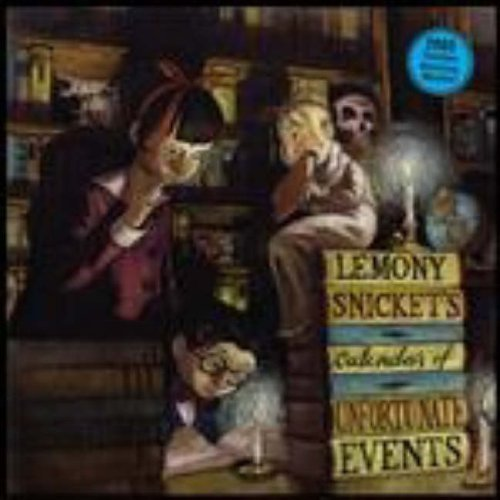 9781405216616: A Series of Unfortunate Events Calendar 2005