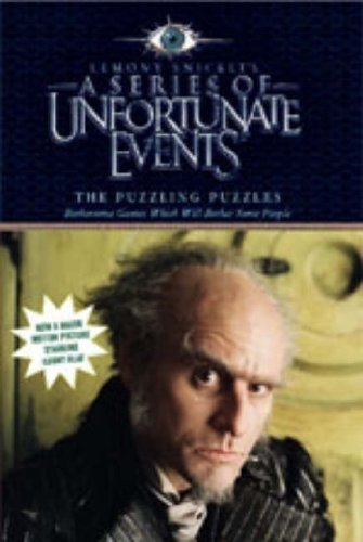 9781405217248: Lemony Snicket's a Series of Unfortunate Events : The Puzzling Puzzles (Series of Unfortunate Events)