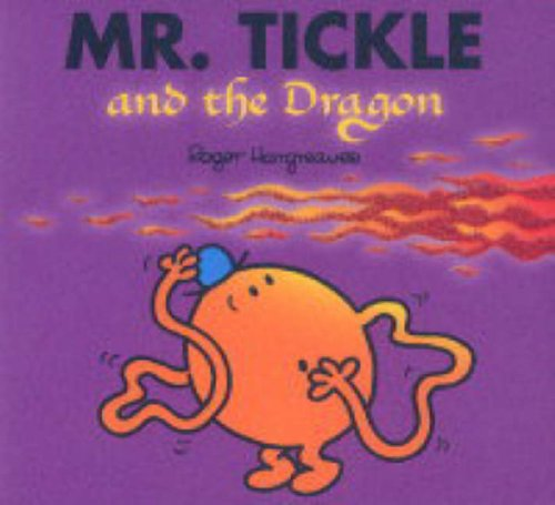 9781405217330: Mr. Tickle and the Dragon (Mr Men)