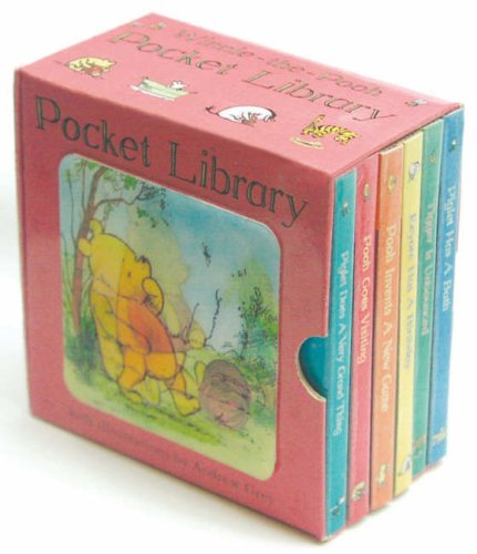 9781405217378: Winnie-the-Pooh Pocket Library