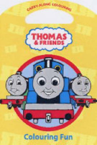 9781405217583: Thomas (Carry-along Colouring Books)