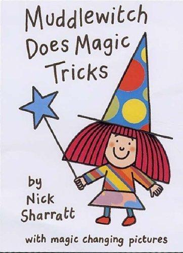 9781405217859: Muddlewitch Does Magic Tricks
