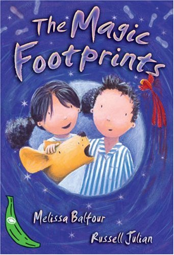 9781405217941: The Magic Footprints (Green Bananas)