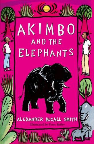 9781405218115: Akimbo and the Elephants