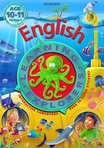 9781405218221: English (Learning Explorers)