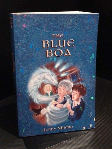 9781405218306: The Blue Boa (Children of the Red King)