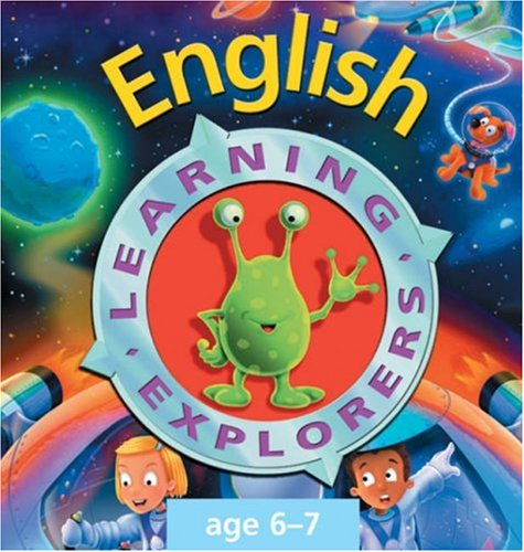 9781405218597: English (Learning Explorers)