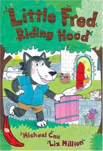 9781405219174: Little Fred Riding Hood: Red Banana (Banana Books)