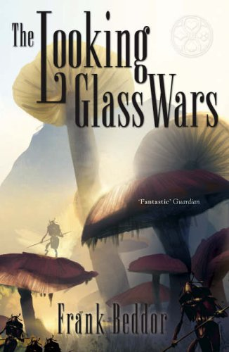 9781405219761: The Looking Glass Wars
