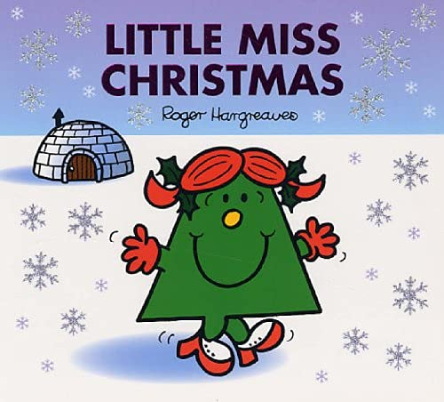 9781405220361: Little Miss Christmas (Little Miss Library)
