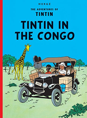 9781405220989: Tintin in the Congo (The Adventures of Tintin)
