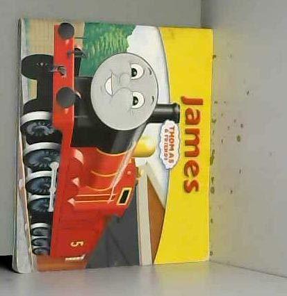 9781405221283: James (Thomas & friends)