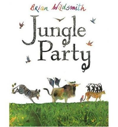 9781405221542: Jungle Party