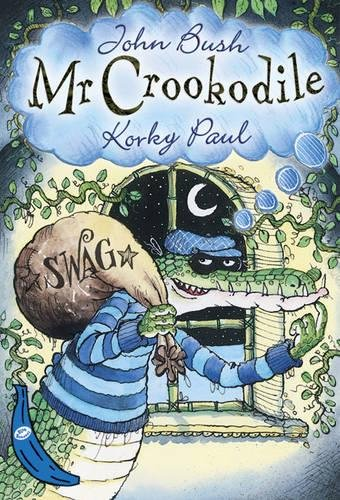 9781405222297: Mr Crookodile: Blue Banana (Banana Books)